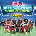 60 darabos matricasor jelent meg a Kellogg's termékekben