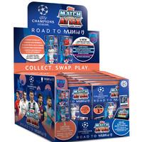 Négy dobozkából ki is jön a Match Attax Road to Madrid összes kártyája