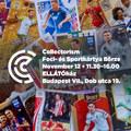 Holnap Focis- és Sportkártyabörze Budapesten!