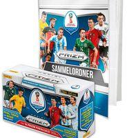 Gyűjtőalbum is megjelent a World Cup Prizm sorozathoz