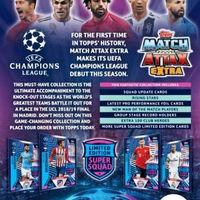 Új kártyák a Match Attax Champions League sorhoz