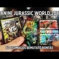 Panini Jurassic World 2018 – bemutató bontás