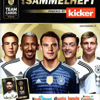 Saját kártyasort jelentet meg a Ferrero a német válogatottnak a vb-re
