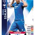 Szalai Ádám a Match Attax Champions League kártyasorban is megjelenik!