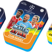 Match Attax Champions League 2017/18 friss infók