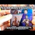 Topps Star Wars Evolution 2016 – bemutató bontás