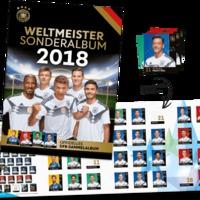 36+36 kártyás sorozatot jelentetett meg a német REWE bolthálózat