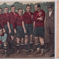 Melyik volt a legelső magyar fociskártya?