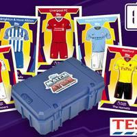 Exkluzív kártyák a Match Attax Premier League sorozathoz
