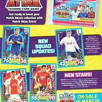 Március 15-én jelenik meg a Match Attax Premier League Extra