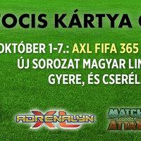 Adrenalyn XL FIFA 365 cserehét lesz jövő héten a legnagyobb magyar facebookos fociskártya csoportban