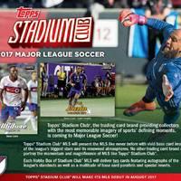 Nikolic a Topps Stadium Club MLS Soccer sorozatban