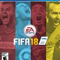 Nikolic a FIFA18 játék alternatív borítóján
