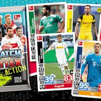A Bundesliga-sorhoz is kihoz extrát a Topps
