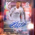 Kifogyott Cristiano Ronaldo és Neymar aláírásaiból a Topps és a Panini?