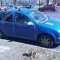 Kék Fabia