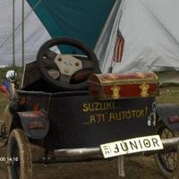 Suzuki, a ti autótok!