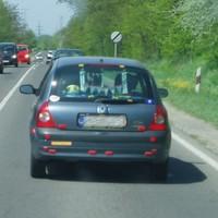 Láthatósági Clio