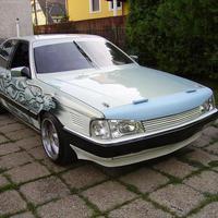 Mindenki ilyennek képzel el egy öreg német prémium autót?