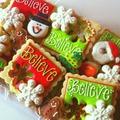 Karácsony süti szemszögből