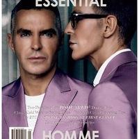 CouturePOST: Caten-testvérek a címlapon