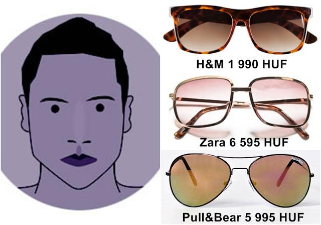 Válassz napszemüveget az arcformádhoz! - Kasz.Couture 4f276712b2
