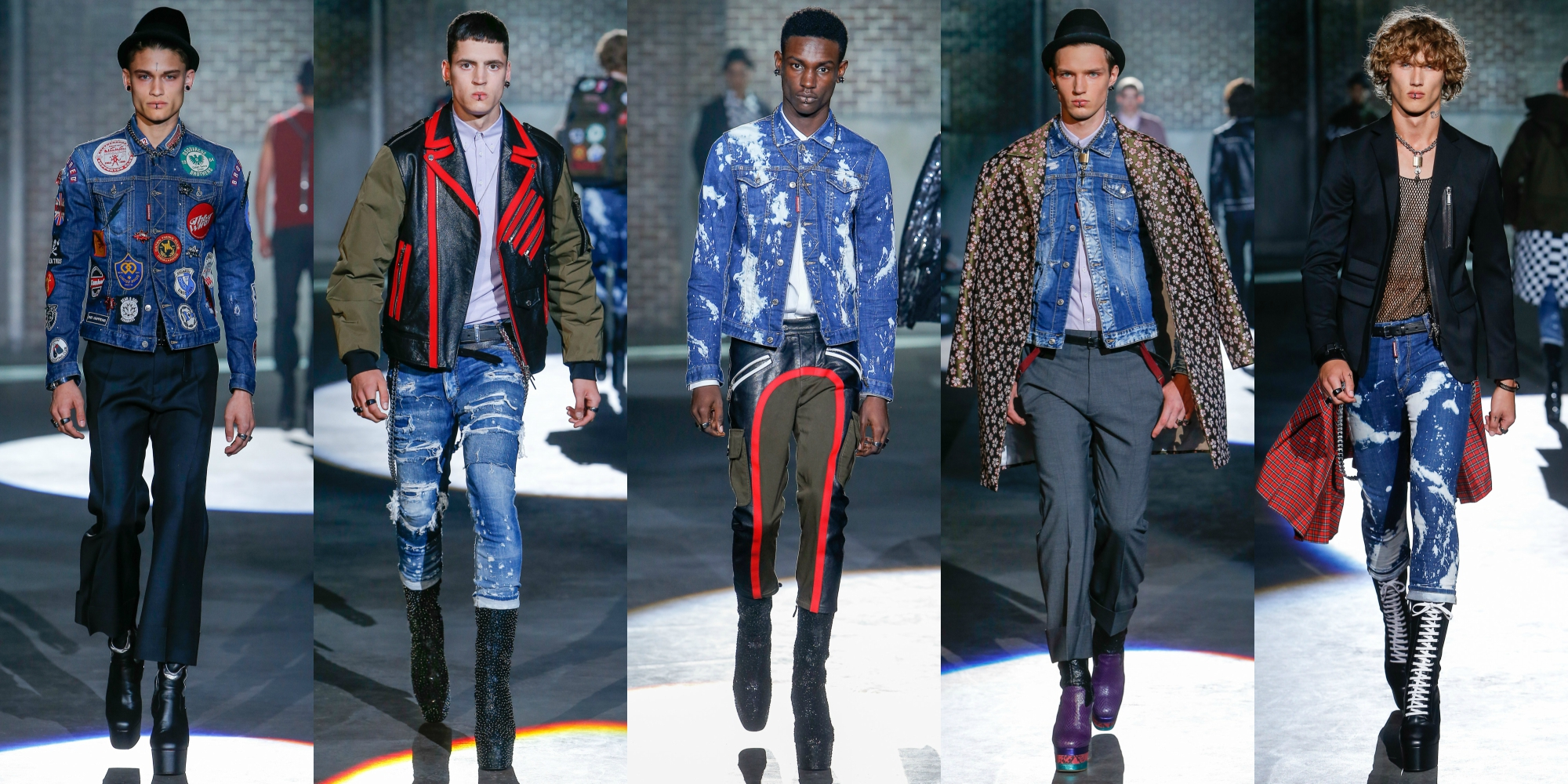 TOP5: Dsquared2