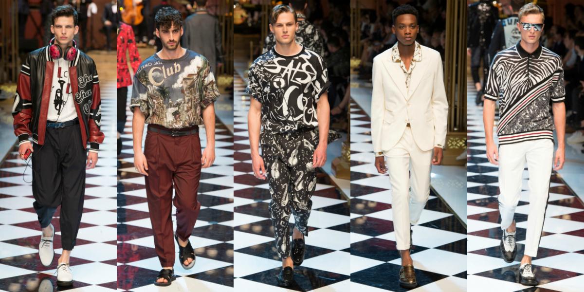 TOP5: Dolce & Gabbana