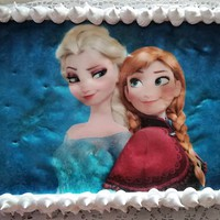 Jégvarázsos madártej torta - igazi csajos szülinapi sütemény
