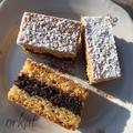 Pihe-puha mákos sütemény