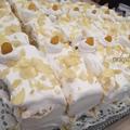Oroszkrém sütemény