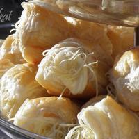 Sajtos roló - főzött sajtkrémmel