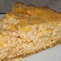 Túrós pite - sárgabarackkal - diétásan