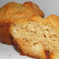 Füstölt sajtos kolbászos muffin