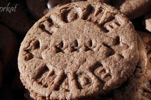 Formatartó kakaós-vaníliás keksz -  sütipecséthez (is)