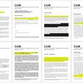 index-link kiadvány, faliújság, oktatási program