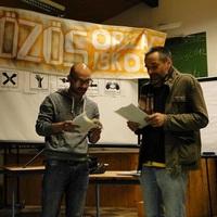 Emberi jogi részvételi slam poetry
