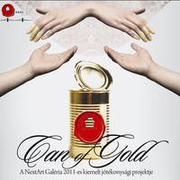 Can of Gold - A NextArt Galéria kiemelt jótékonysági projektje