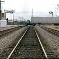 Péntek reggeli FAIL: A vasúton