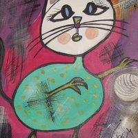 Akhmin G. Kamilla - A macska életörömei 1