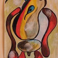 Akhmin G. Kamilla - Joan Miró emlékkép
