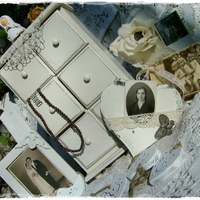 Vintage dekor