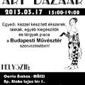 ART BAZAAR - Új művészpiac Budapesten