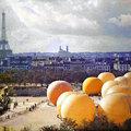 Színes fotókon a 100 évvel ezelőtti Párizs