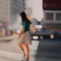 Életlen fesmények - Philip Barlow Summer in the City
