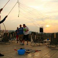 Rooftop partyk Budapesten