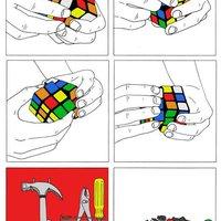 Rubik kocka, új metódus
