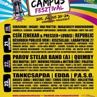 CAMPUS Fesztivál 2011