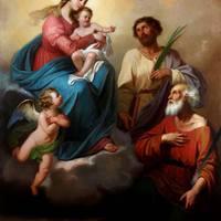 2017. október 28. Szent Simon és Júdás apostolok