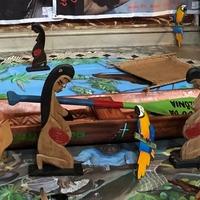 A Teverébe hajították a pán-amazóniai szinódus Földanya-szobrait